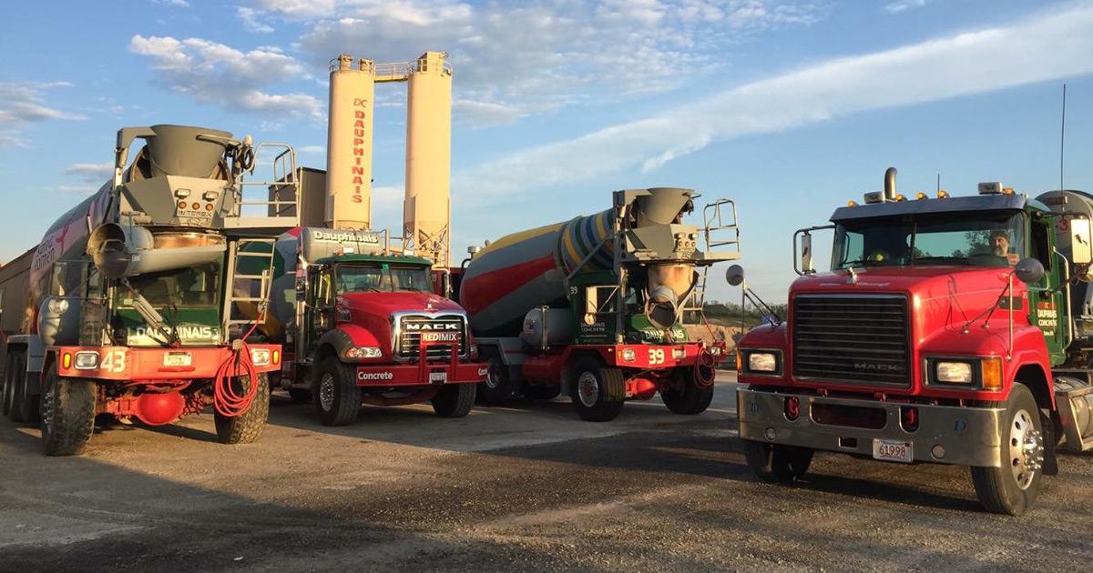 Dauphinais Concrete, Inc    Worcester County, MA & The